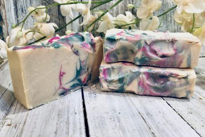 Egyptian Musk Goat's Milk soap by Lions Market by Ann