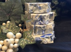 oceans salt soap with goats milk by lions market by ann
