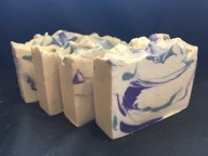 lavender goats milk dog and puppy soap/shampoo