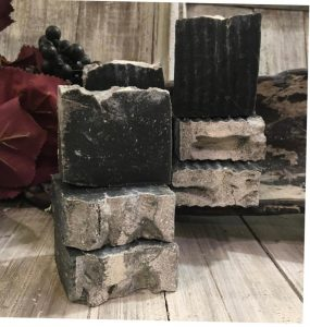 Handmade Bamboo Charcoal Soap by Lions Market by Ann