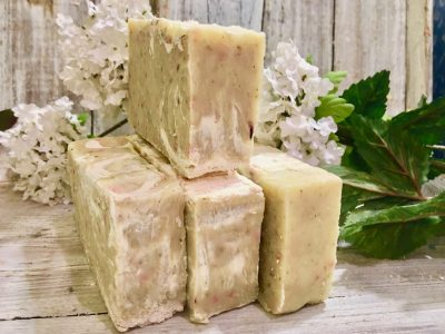 spicy-lime-soap lime-nettles-goats-milk-soap