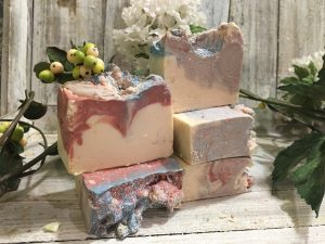 Peonies Goat Milk by Lion's Market by Ann