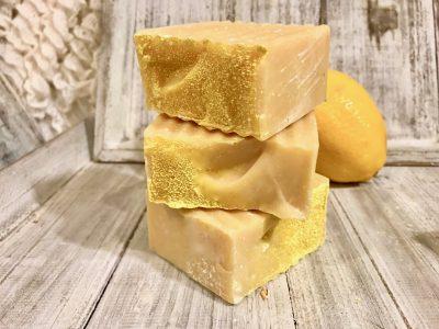 lemon-buttermilk-soap